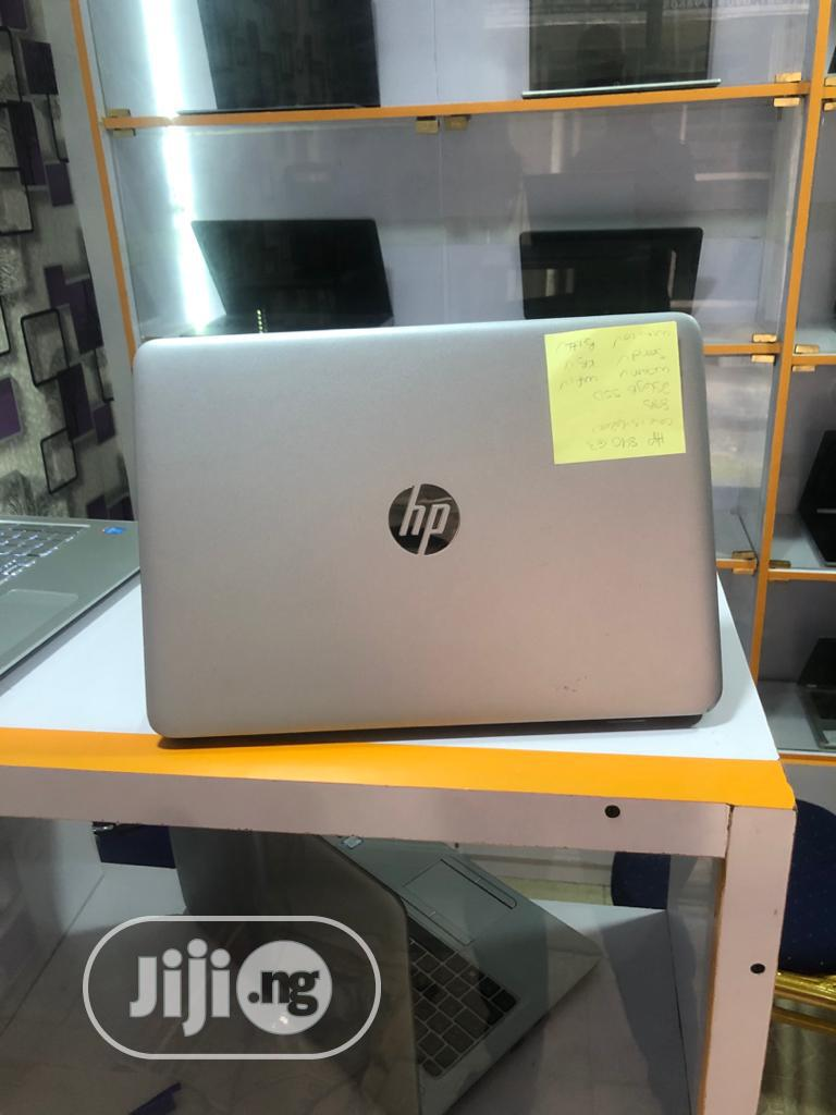 Archive: Laptop HP EliteBook 840 G3 8GB Intel Core I5 HDD 500GB