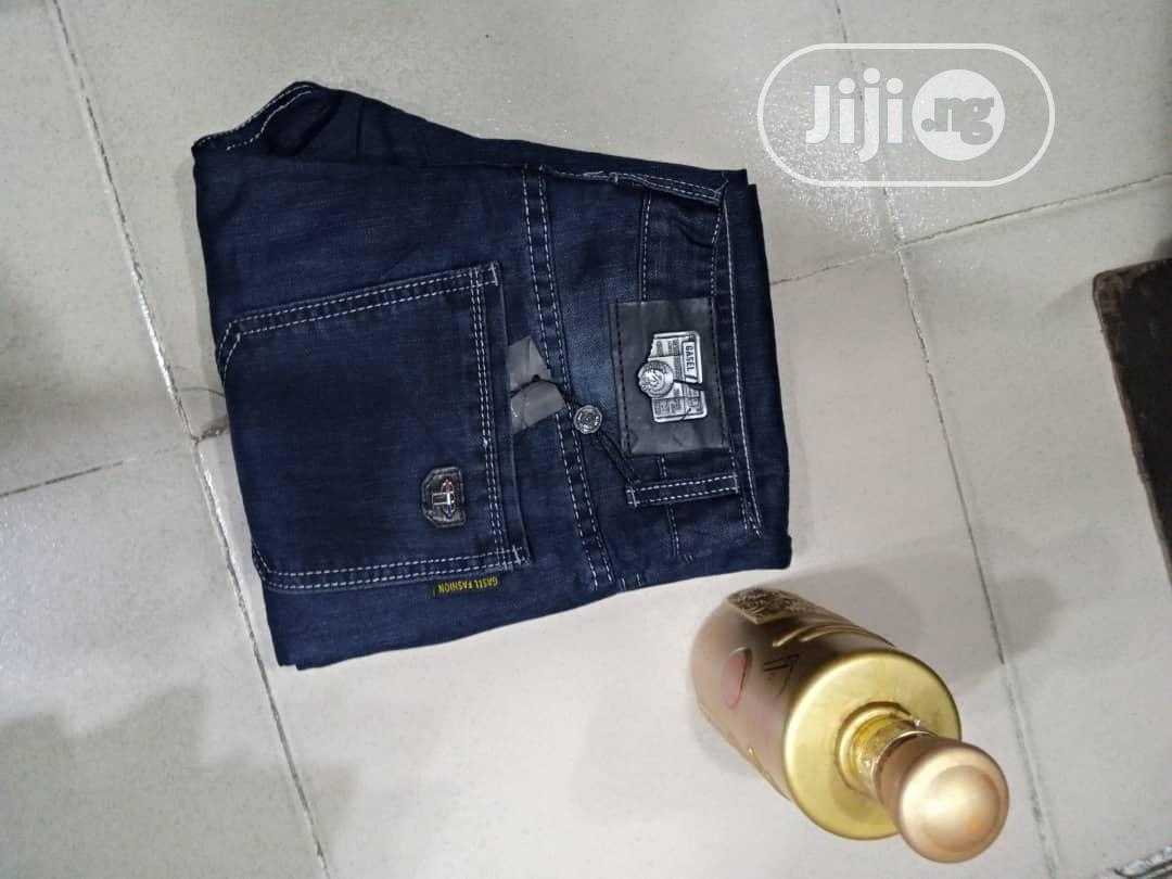 Archive: Stock Jeans