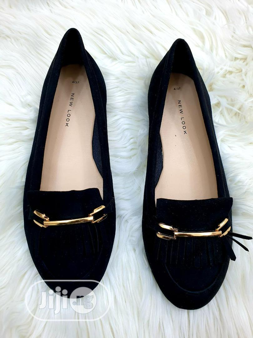 Black Loafers for Ladies