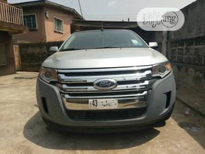 Ford Edge 2013 Silver | Cars for sale in Lagos State, Surulere