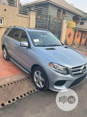 Mercedes-Benz GLE-Class 2017 Blue | Cars for sale in Lagos State, Ifako-Ijaiye