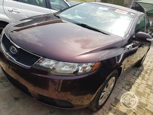Kia Forte 2010 EX Brown | Cars for sale in Lagos State, Ifako-Ijaiye