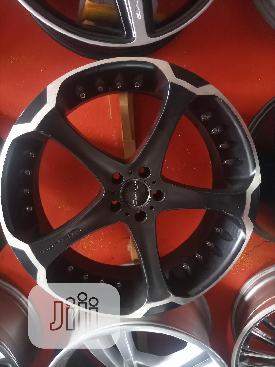 20 Rims Or18 Depending on Size Available With Good Price