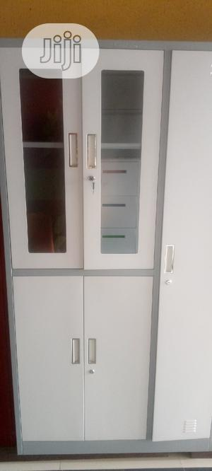 High Quality Metal Book Shelves | Furniture for sale in Lagos State, Ojo