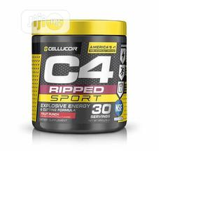 Cellucor C4 Ripped Sport Pre Workout Fat Burner Energy a 3   Vitamins & Supplements for sale in Lagos State, Amuwo-Odofin