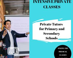 Private Tutors for Primary and Secondary School | Classes & Courses for sale in Lagos State, Yaba
