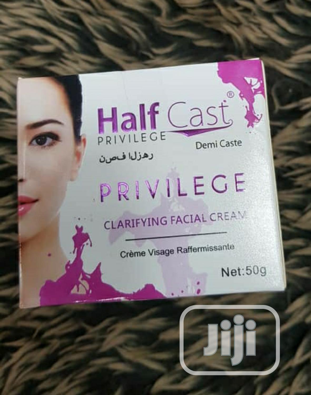 Half Cast Privileged Clarifying Facial Cream