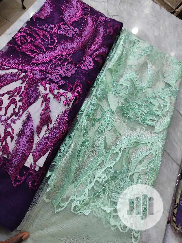 Archive: Quality Lace Fabrics.