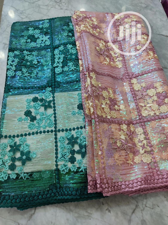 Super Quality Lace Fabrics