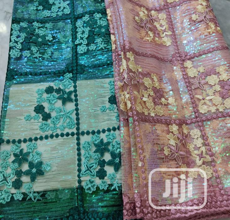 Super Quality Lace Fabrics | Clothing for sale in Victoria Island, Lagos State, Nigeria