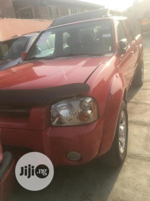 Nissan Frontier 2001 Red | Cars for sale in Lagos State, Ikeja