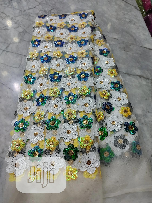 Top Quality Lace Fabrics