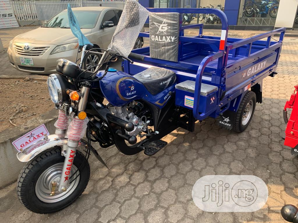 New Suzuki Bike 2020 Blue