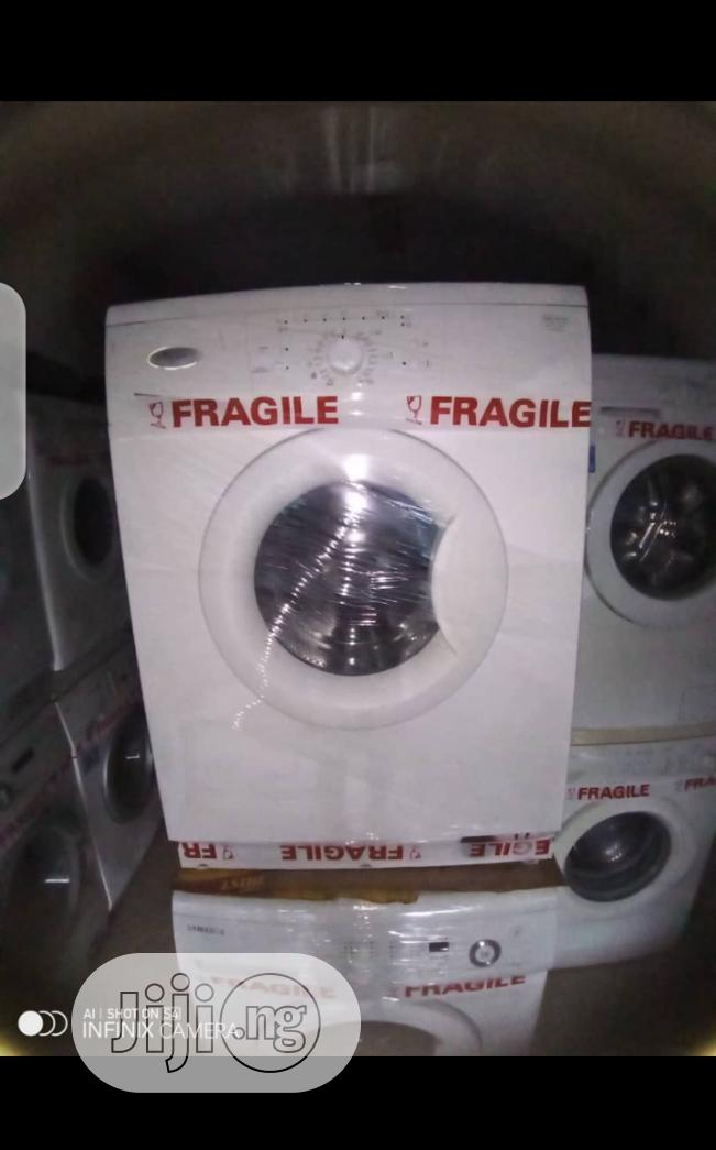 Clean and Perfectly Working Washing Machine for Sale.   Home Appliances for sale in Surulere, Lagos State, Nigeria