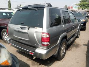 Nissan Pathfinder 2003 SE AWD SUV (3.5L 6cyl 4A) Gray | Cars for sale in Lagos State, Apapa
