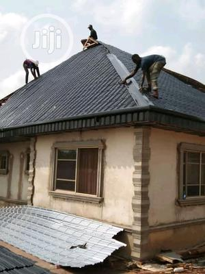 Aluminum Roofing Installation   Building & Trades Services for sale in Ondo State, Akure