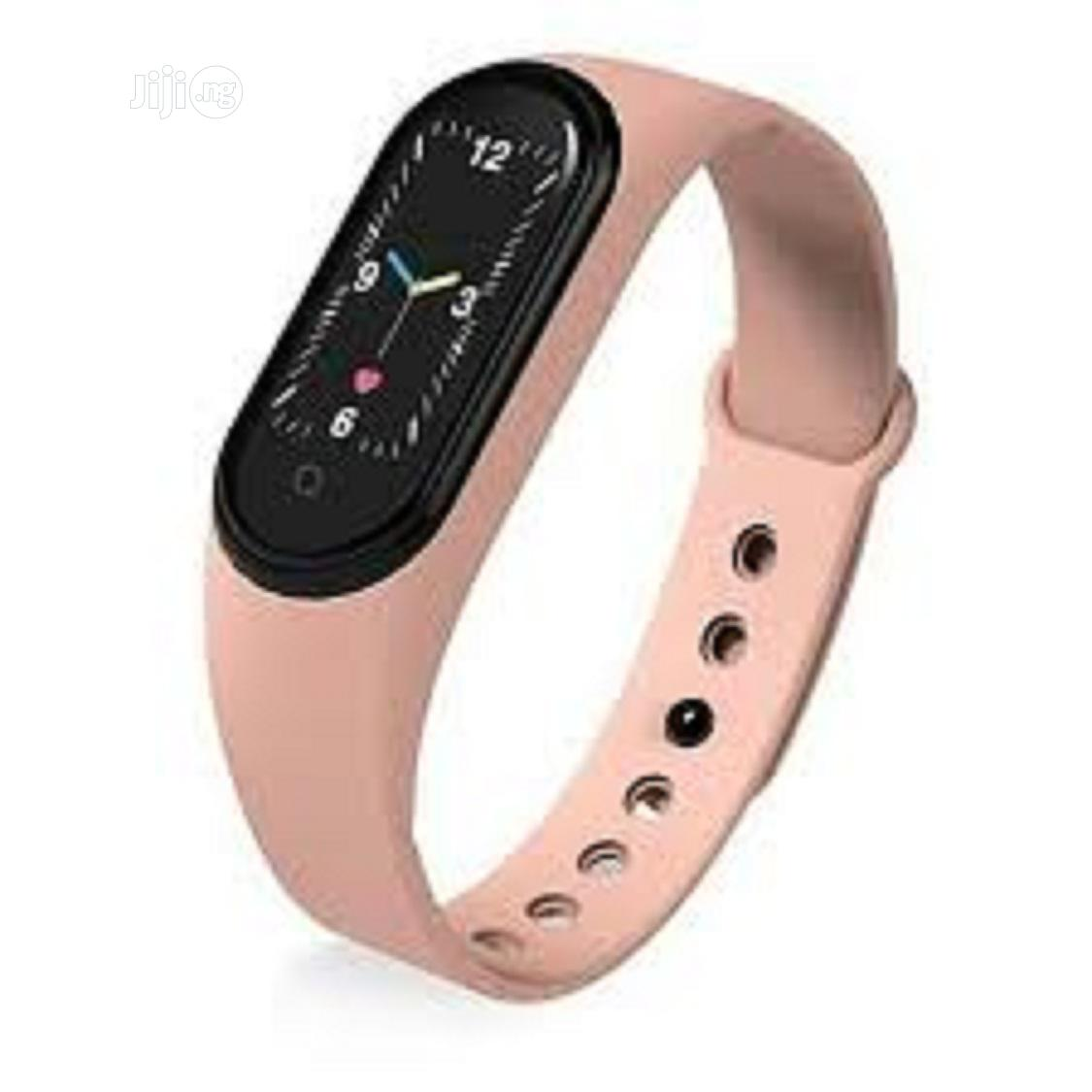 Archive: M S M2 Smart Fitness Band Tracking Smart Watch With Sport Re