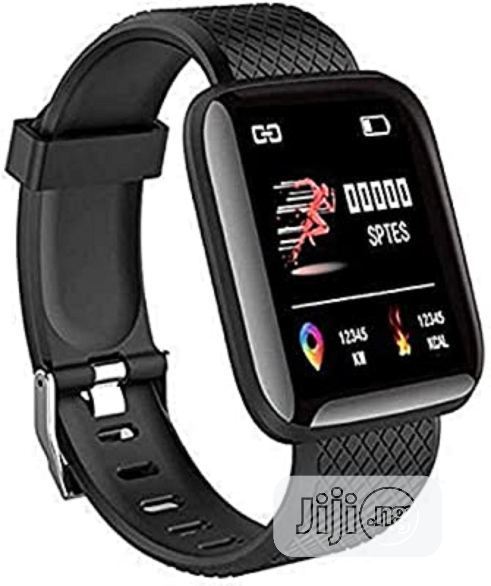 Smart 115p Bluetooth Fitness Smart Health Band Watch