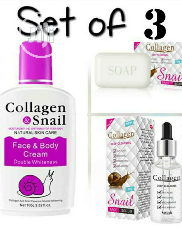 Collagen Snail 3 in 1