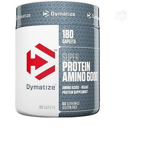 Dymatize Super Protein Amino 6000mg 180 Caplets 60 Servings   Vitamins & Supplements for sale in Lagos State, Amuwo-Odofin