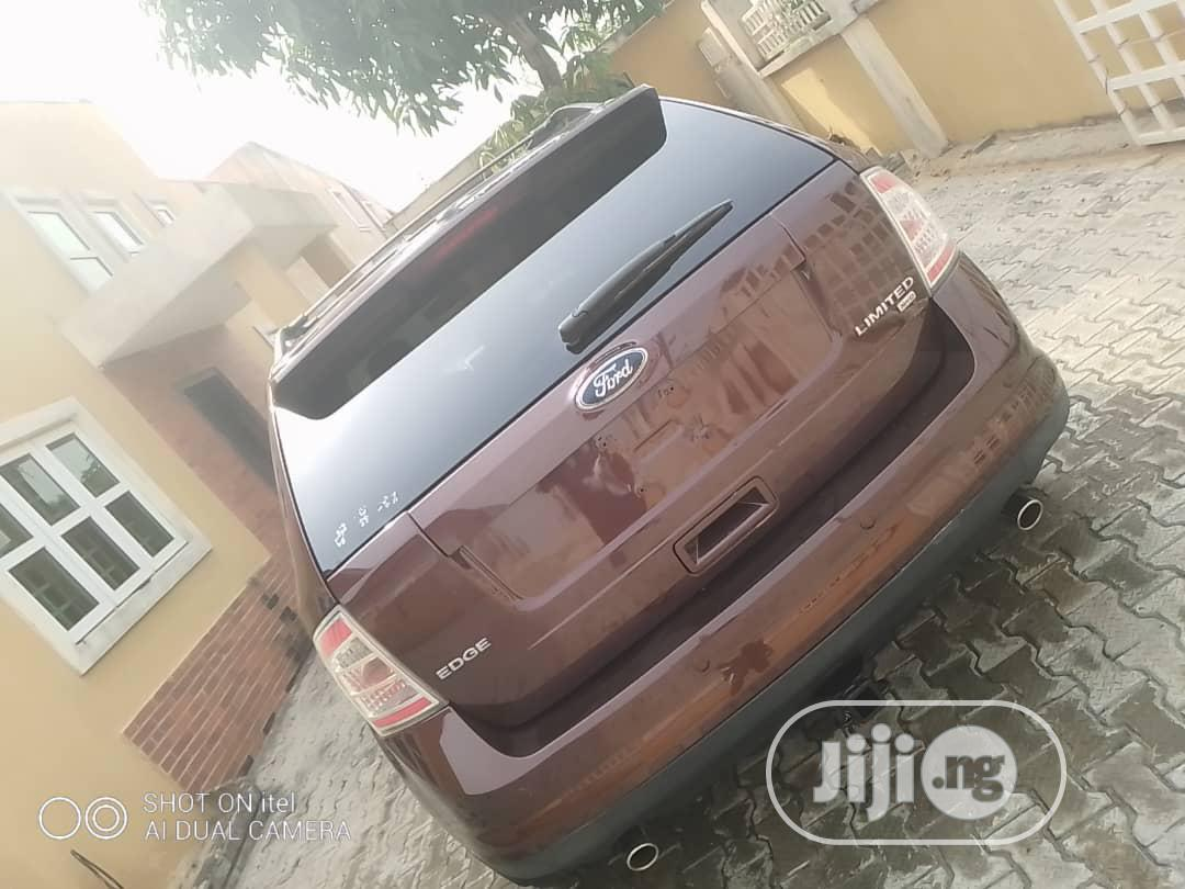 Ford Edge 2010 Brown | Cars for sale in Lekki, Lagos State, Nigeria