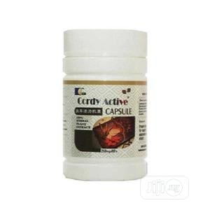 Cordy Active: An Anti Aging Supplement ( 60 CAPSULE )   Vitamins & Supplements for sale in Lagos State, Ikoyi