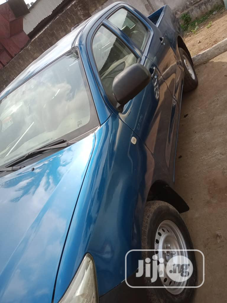 Toyota Hilux 2012 Blue   Cars for sale in Ikeja, Lagos State, Nigeria