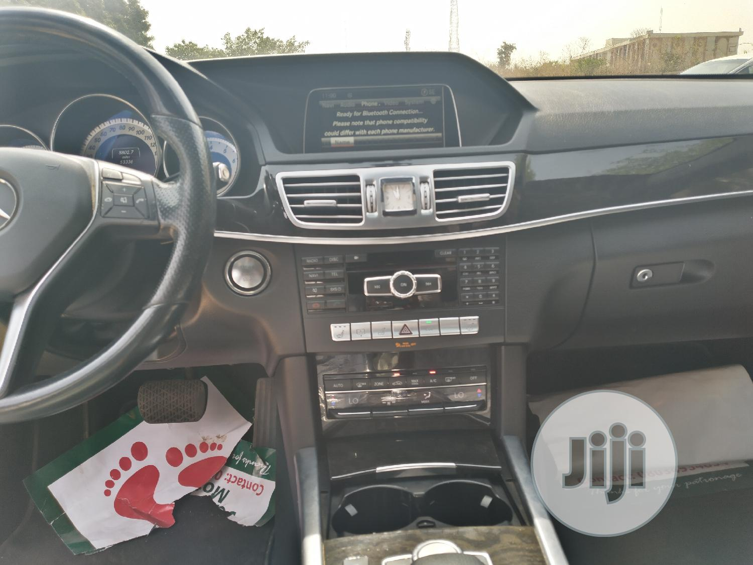 Mercedes-Benz E350 2013 Black   Cars for sale in Central Business Dis, Abuja (FCT) State, Nigeria