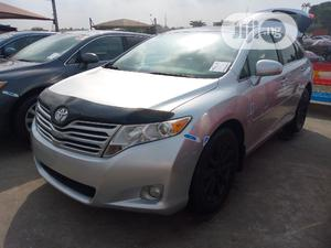 Toyota Venza 2010 V6 AWD Silver   Cars for sale in Lagos State, Apapa