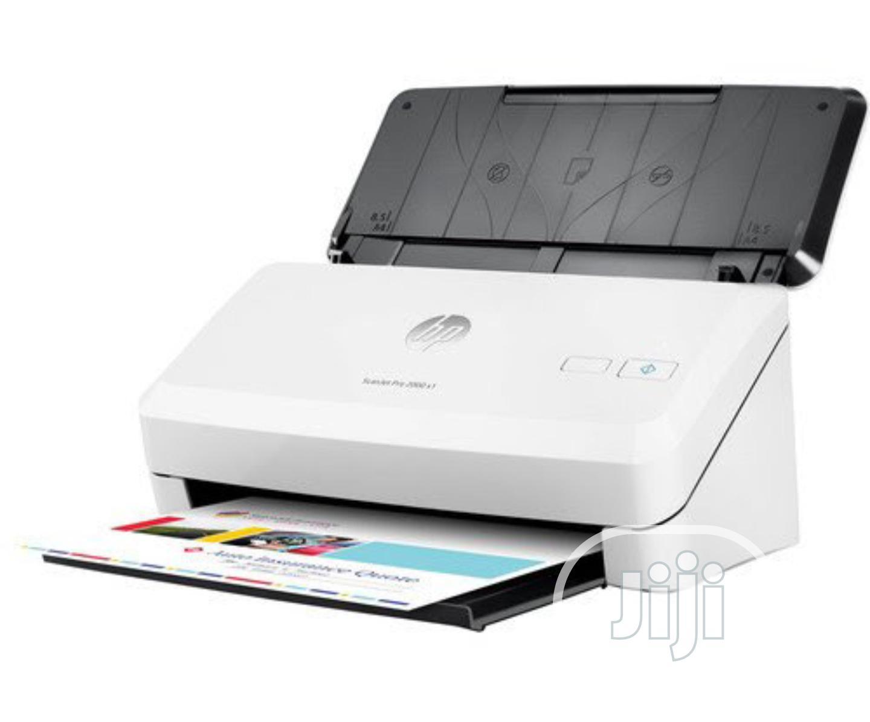 Archive: HP Scanjet Pro 2000 S1