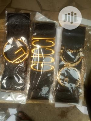 Calvin Klein Luxury Tummy Elastic Belt   Clothing Accessories for sale in Lagos State, Yaba