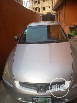Honda Civic 2005 1.6i ES Silver   Cars for sale in Lagos State, Amuwo-Odofin