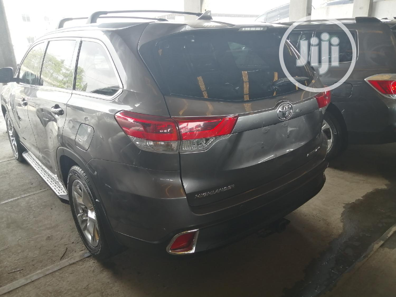 Toyota Highlander 2018 Blue | Cars for sale in Apapa, Lagos State, Nigeria