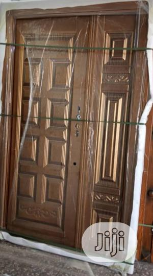 4ft Ny 7ft Copper Security Door   Doors for sale in Lagos State, Orile