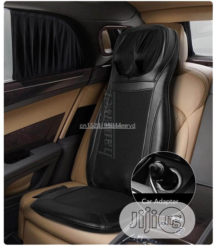 Original Car Seat Massage With Head Memory By Naipo   Vehicle Parts & Accessories for sale in Surulere, Lagos State, Nigeria