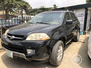 Acura MDX 2004 Sport Utility Black | Cars for sale in Lagos State, Ogba