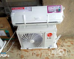 LG 2hp Spilt Unit Air-Condition.   Home Appliances for sale in Lagos State, Magodo