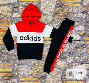 Turkey 2pc Hooded ADIDAS   Children's Clothing for sale in Abuja (FCT) State, Kubwa