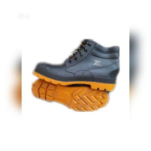 Steel Toe Ankle PVC Safty Rain Boots   Safetywear & Equipment for sale in Rivers State, Port-Harcourt