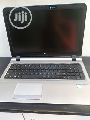 Laptop HP ProBook 450 G3 8GB Intel Core I5 HDD 500GB   Laptops & Computers for sale in Lagos State, Ikeja