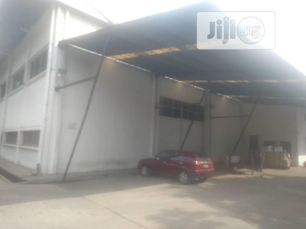 Archive: For Lease; 60,000sqft Warehouse/Offices on 3acres at Acme, Ikj