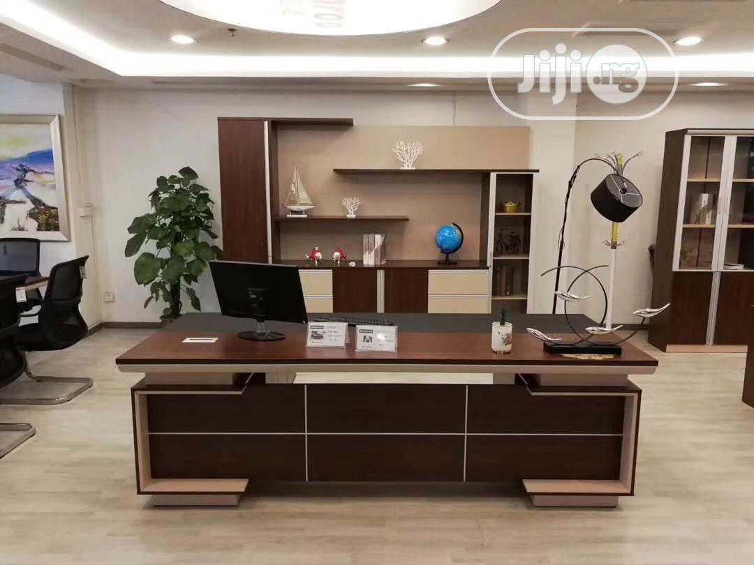 2 Meters Executive Office Table