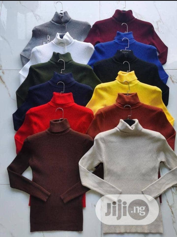 Archive: Kindly Get Your Beautiful Turtle Neck Both Short and Long.