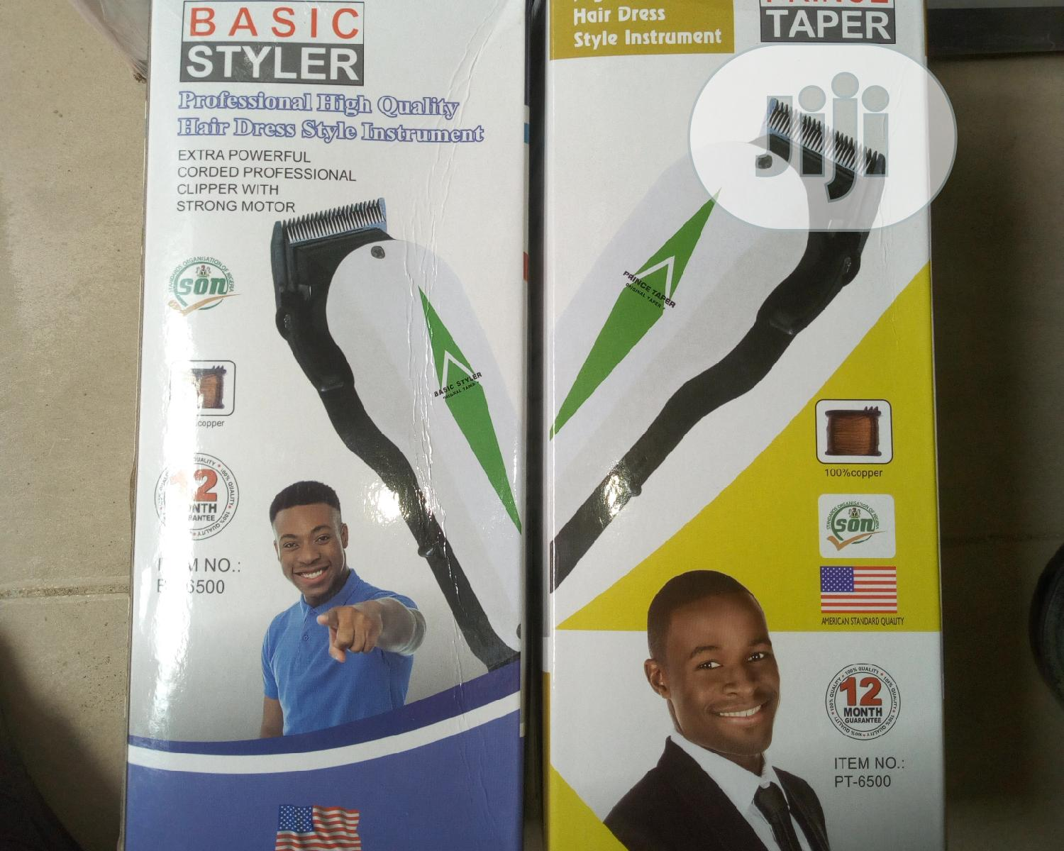 Archive: Styler Clipper