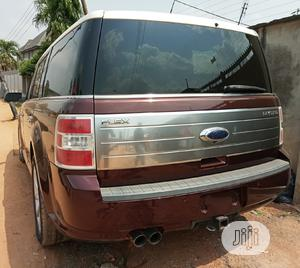 Ford Flex 2009 Limited Brown | Cars for sale in Lagos State, Alimosho