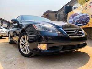 Lexus ES 2010 350 Black | Cars for sale in Lagos State, Magodo
