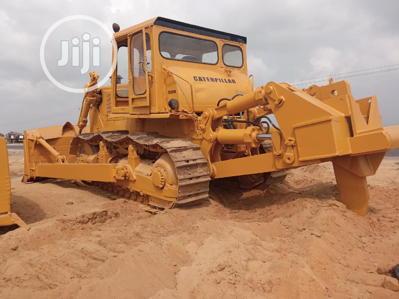 Archive: Tokunbo Cat Bulldozer D8K