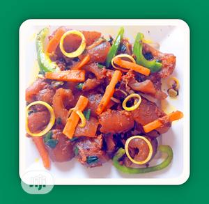 Peppered Ponmo and Goat Meat | Meals & Drinks for sale in Abuja (FCT) State, Gwarinpa