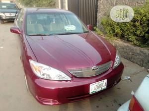 Toyota Camry 2004 Red | Cars for sale in Lagos State, Ikeja