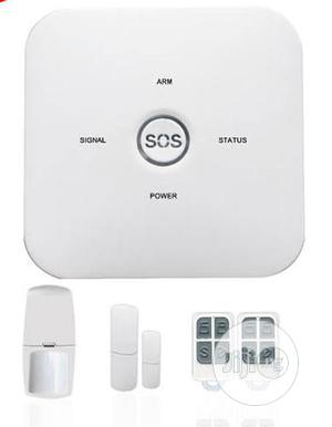 WIFI+GSM+GPRS Alarm System With IOS/Android App Control   Safetywear & Equipment for sale in Abuja (FCT) State, Garki 2